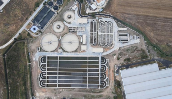 Avrupa'nın en büyük çevre projesinde ilk arıtma tesisi tamamlandı