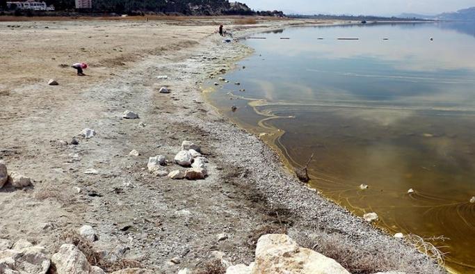 Burdur Gölü, atık su havuzu olmasın