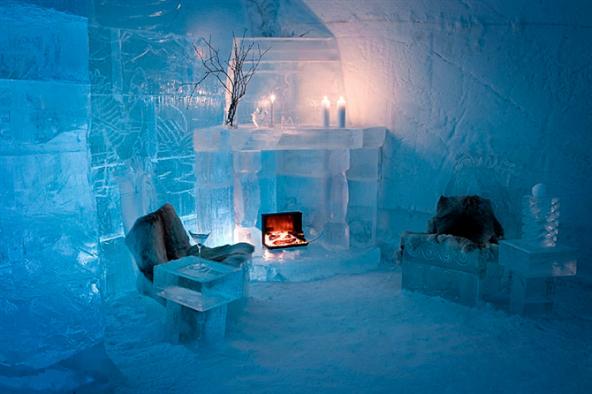"""Dünya bir """"buz evi""""durumunda!"""