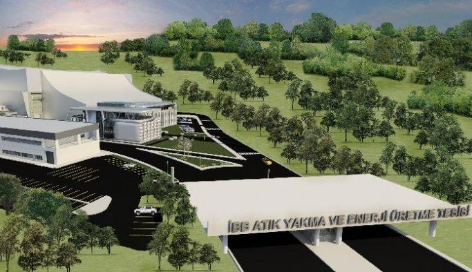 Dünyanın çöp gazından elektrik üreten en büyük tesisi İstanbul'da