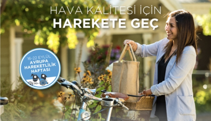 """""""HERKES İÇİN SIFIR EMİSYON"""""""