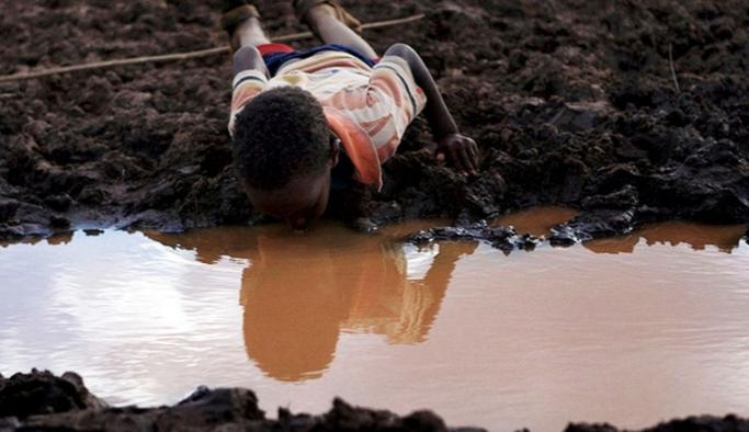 AFRİKA'DA SU KITLIĞI, 2025 YILINA KADAR SULAR TÜKENEBİLİR