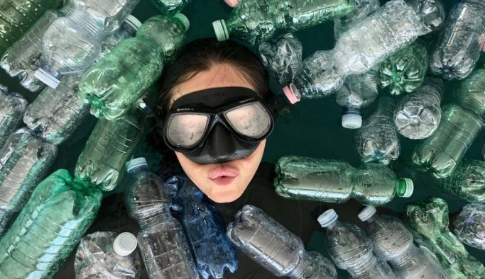 Akdeniz'e yılda yaklaşık 230 bin ton plastik atık dökülüyor!