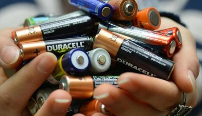 Atık piller elektrikli araçların bataryalarının üretiminde kullanılacak