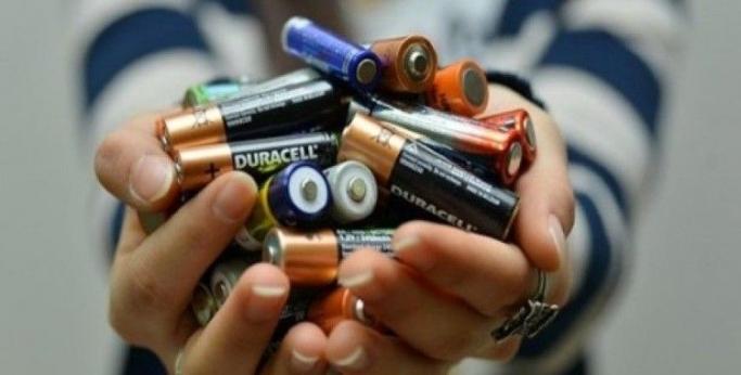 Atık Pillerin Kullanım Alanı Genişliyor!