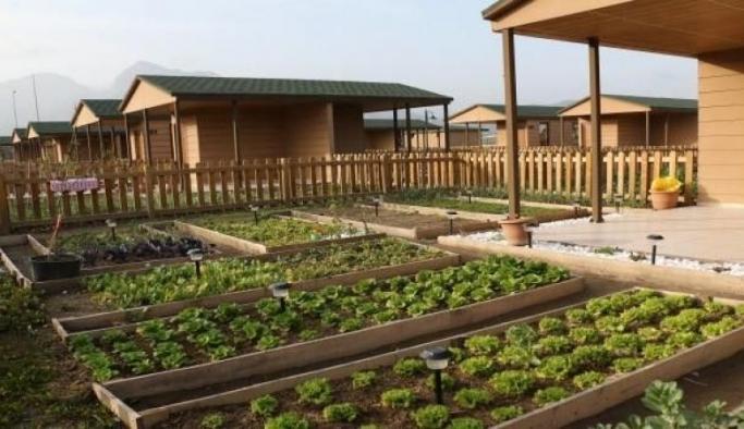 Bakan Pakdemirli: Hobi bahçesi sorununu en kısa zamanda çözmüş olacağız