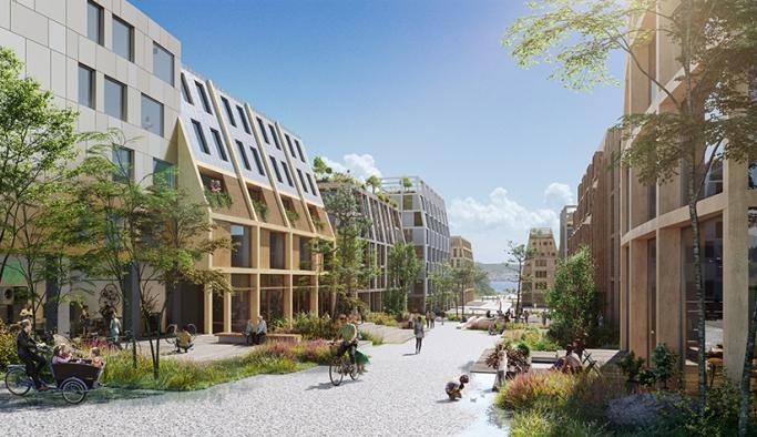 Binalarda yüzde 95'e varan enerji tasarrufu sağlanıyor