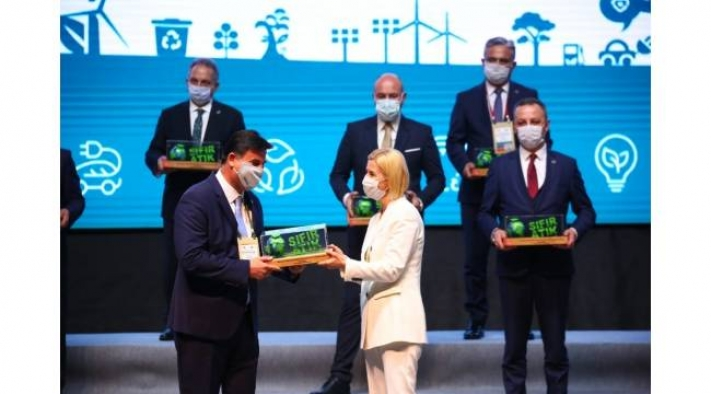 Çevreci bisiklete 500 bin TL para ödülü