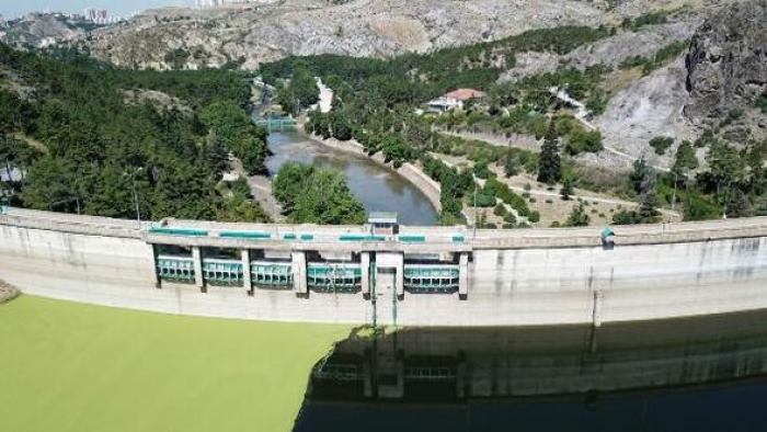 Çubuk 1 Barajı, yeni görünümüyle açılış için gün sayıyor