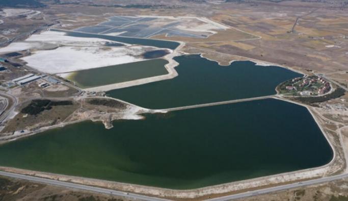Eskişehir'de üretilecek olan lityum karbonatın ekonomik değeri 20 bin dolar