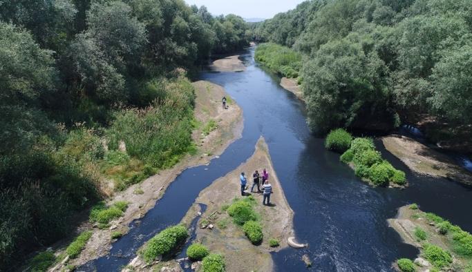 Gediz Nehri'nde su kalitesini artırmak için 300 milyon liralık yatırım  yapıldı haberleri