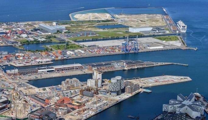 Kopenhag Limanı, Karbon yakalama ve depolama projesine başlayacak!