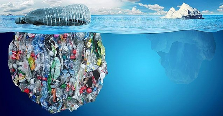 Okyanusların tabanında 14 milyon ton atık var!