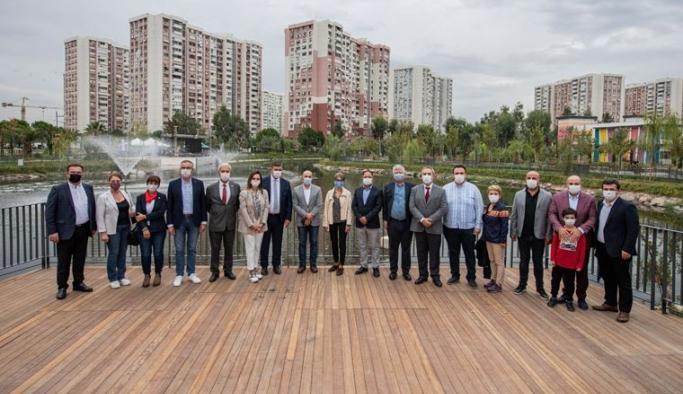 Tunç Soyer açılışını yaptı: İklim krizine karşı ekolojik koridor