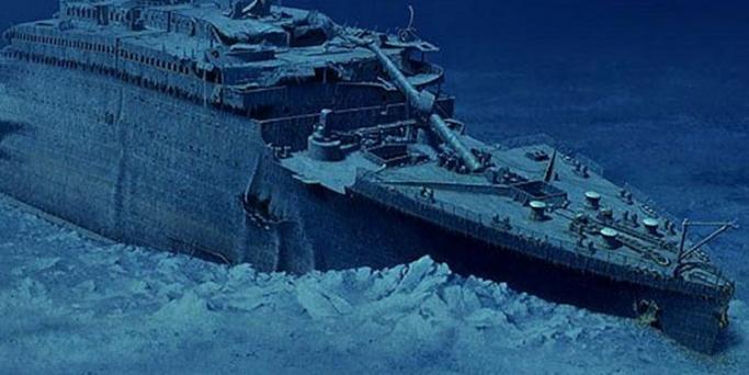 125 bin dolara 'Titanik enkazı' turizmi