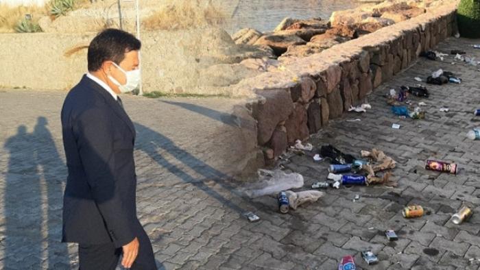 Bodrum Belediye Başkanı Aras hakkında suç duyurusu