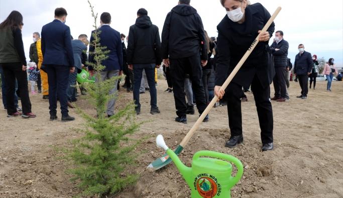Bursa ve çevre illerde Milli Ağaçlandırma Günü etkinliği düzenlendi