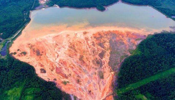 İnsanın maden arayışı yeryüzünde ne tür izler bıraktı?
