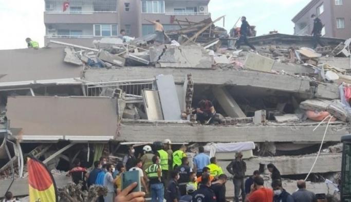 İzmir'de acil yıkılacak bina sayısı 309