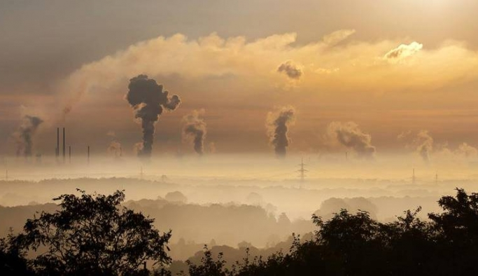 Karantinalara rağmen  karbondioksit miktarı yeni rekoru gördü