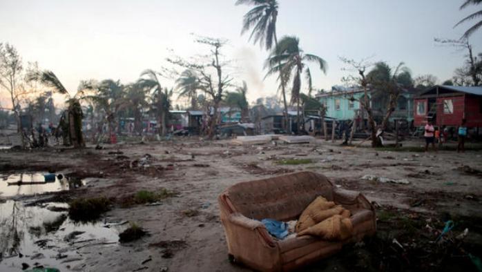 ABD'de 400 bin kişiyi öldürebilecek 'Mega fırtına' tehlikesi sürüyor