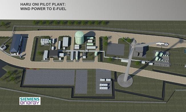 Alman devlerinden iklime duyarlı e-yakıt projesi