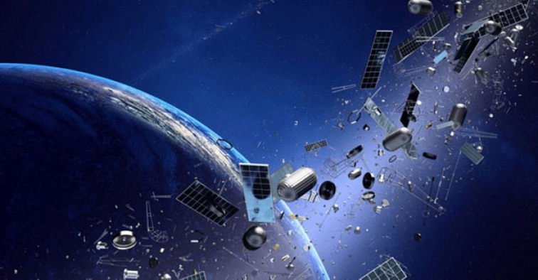ClearSpace-1 uzay çöplerini temizleyecek