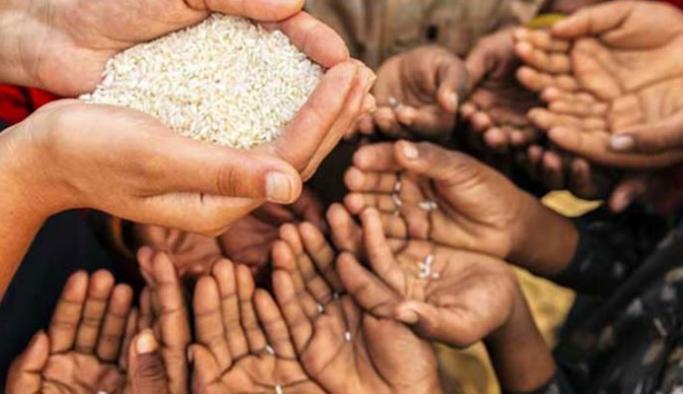 Dünyada insanı yardıma muhtaç kişi sayısının yüzde 40 artacağı tahmin ediliyor!