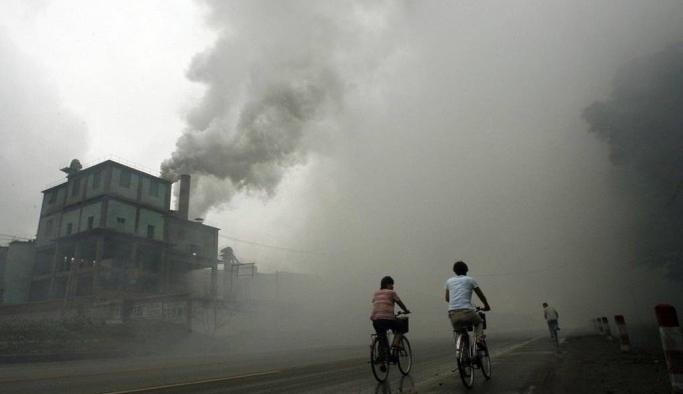 Hava kirliliği 7 milyon insanın erken ölümüne neden oluyor