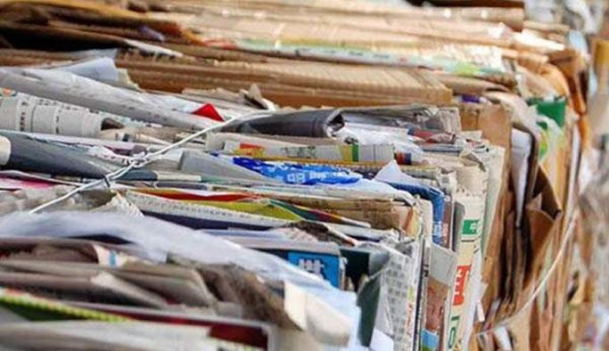 Her yıl 1.1 milyon ton kâğıt çöpe gidiyor