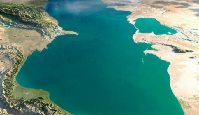 İklim değişikliği nedeniyle Hazar Denizi küçülebilir