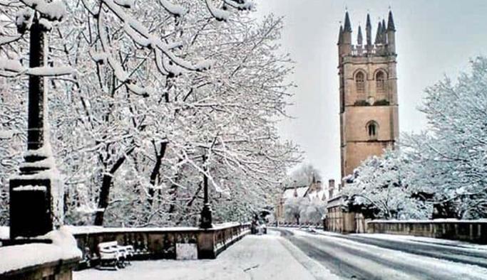 İngiltere'ye 2040'ta kar yağmayabilir!