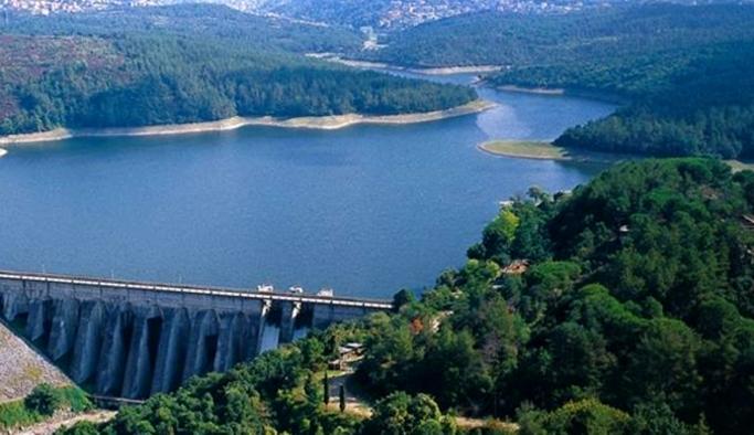 İzmir, Ankara, İstanbul'un baraj doluluk oranları açıklandı