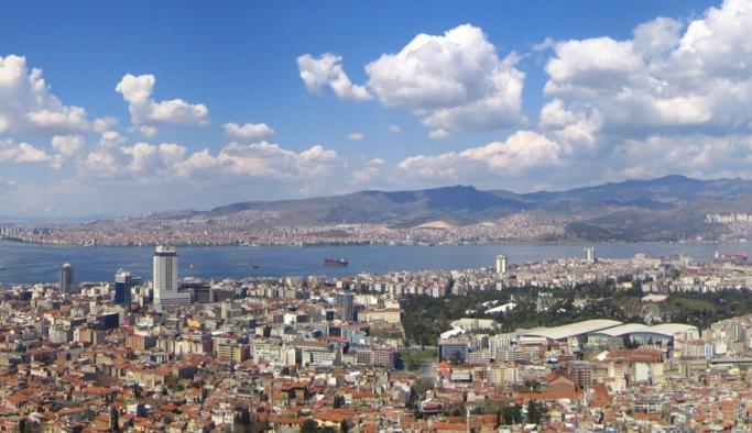 İzmir'de 1400 hektar sit, orman ya da tarım alanı imara açıldı
