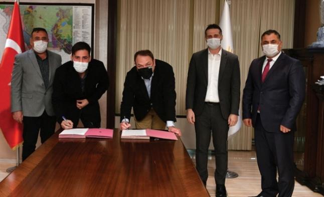 İzmir'de getirisi büyük çevre ihalesi imzalandı