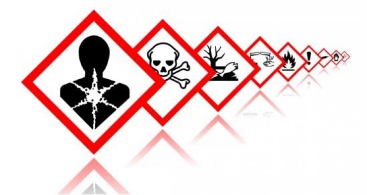 Kimyasalları etiketleme kriterleri güncellendi