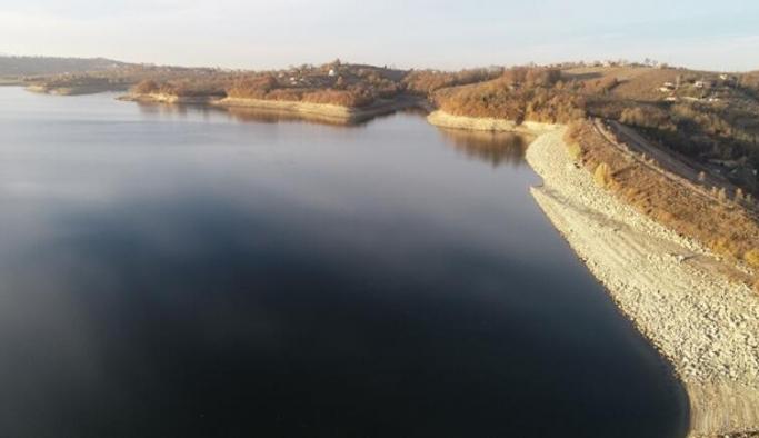 Kızılırmak Deltası Kuş Cenneti'nde korkutan görüntü