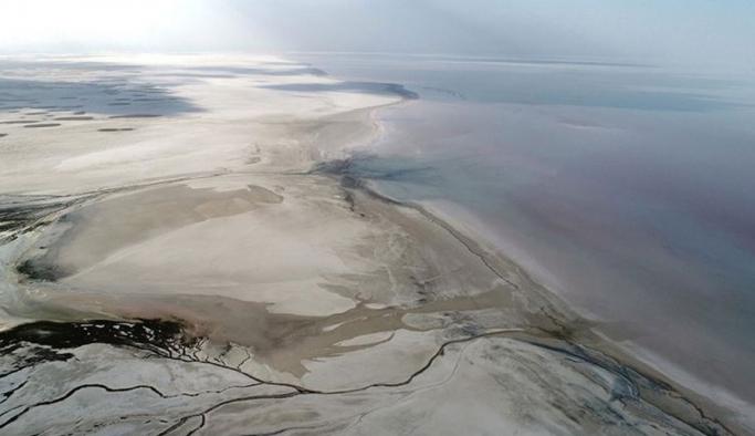 Tuz Gölü'nü tehdit eden çevre sorunu