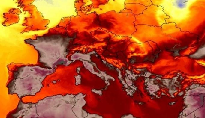 """2020, """"dünyada en sıcak ikinci yıl"""" olarak kayıtlara geçti"""