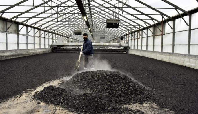 Antalya OSB, 2 bin 645 ton atık çamuru enerjiye dönüştürdü