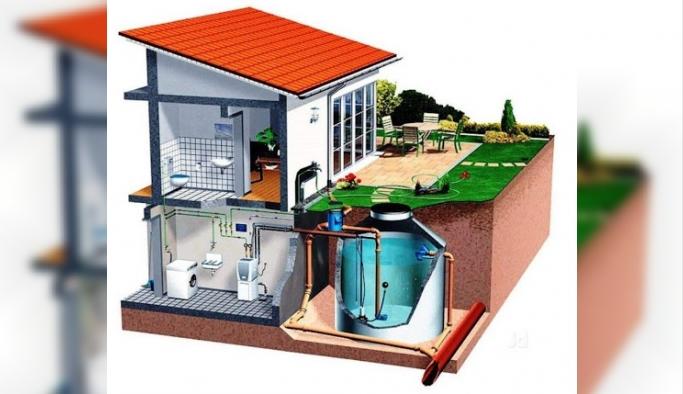 Binalarda 'yağmur suyu toplama sistemi' zorunlu oluyor