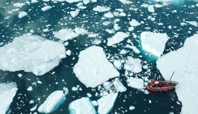 Buz tabakası 1990'lardan yüzde 50 daha hızlı eriyor!