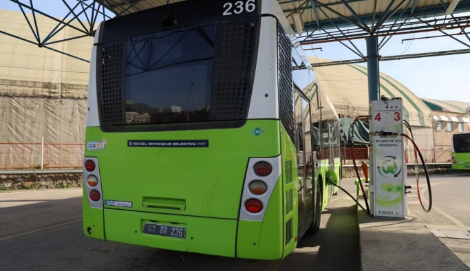 Çevre dostu otobüslerden 1 yılda dev tasarruf!