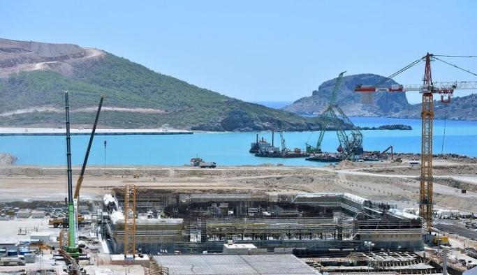 EMO: 'Nükleer santralin her şeyi yabancı ama kazası yerli'
