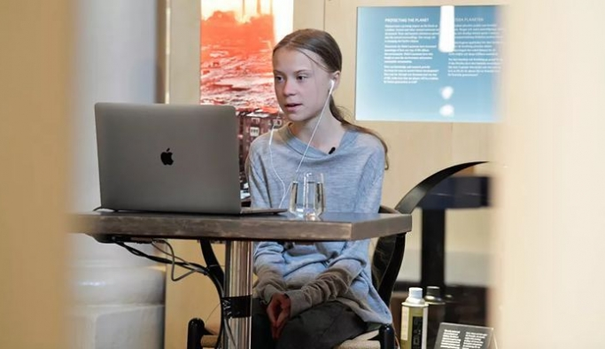 Greta Thunberg: Karanlık sırları ifşa edeceğim