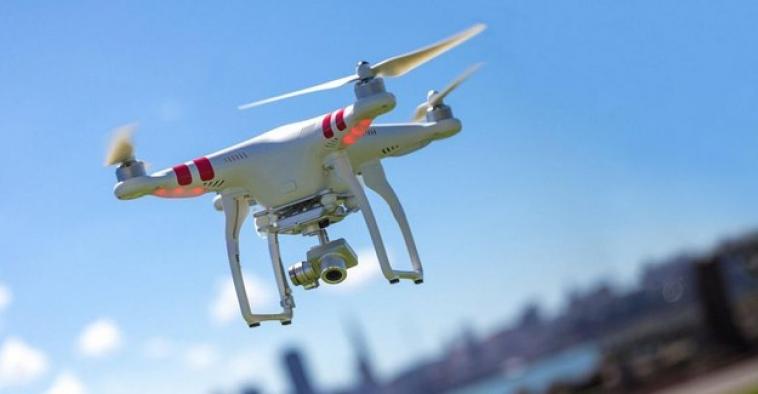 Hava kirliliğine Drone'lu denetim
