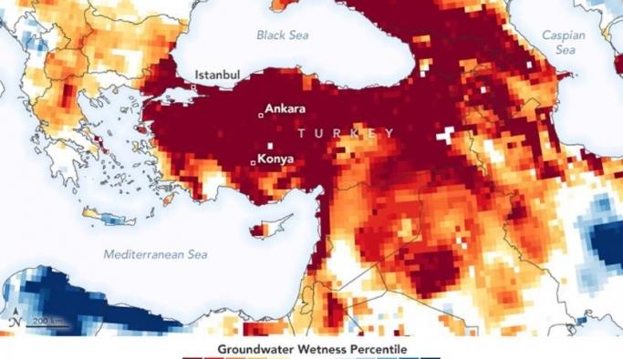 İklim değişikliği uyarısı: Yağışlar yüzde 20 azalacak
