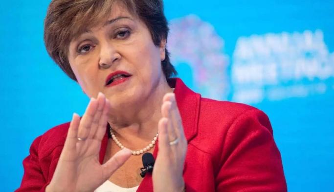 IMF Başkanı Georgieva: İklim değişikliği ekonomik istikrar için temel risk