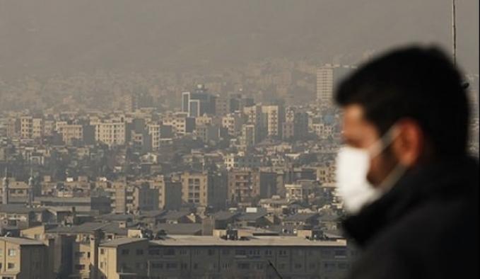 İran'da hava kirliliği nedeniyle yılda 41 bin 700 kişi hayatını kaybediyor