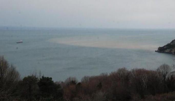Karadeniz'in rengi değişti!